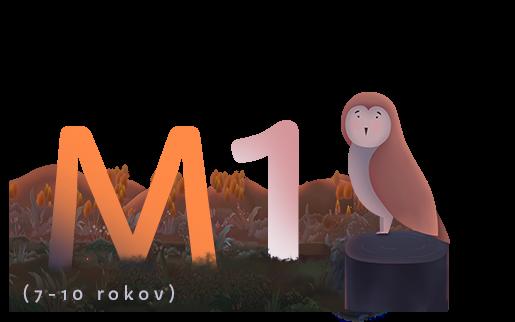 Bienále animácie Bratislava, Pásmo M1